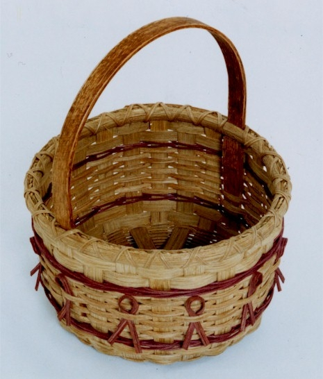 Jan Treesh basket