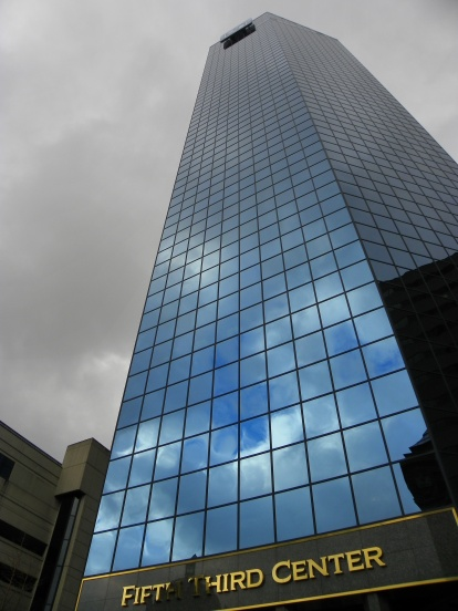 """Big Blue Building"""