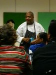 "Chef Jackson talks about his work bringing fresh food and farmer's markets to urban ""food deserts."""
