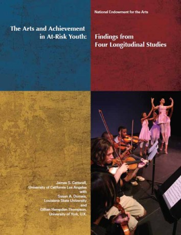 The Arts and Achievement in At-Risk Youth cover