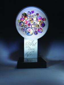 2012 Governor's Award sculpture
