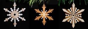 Dick Scheu Snowflakes