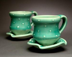 Amelia Stamps Mugs