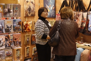 Each year, Kentucky Crafted participants are invited to exhibit work at Kentucky Crafted: The Market.