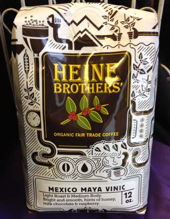 Heine Brothers' Mexico Maya Vinic