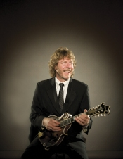 National Award winner Sam Bush - Photo by David McClister