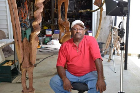 Folk Heritage Award winner Willie D. Rascoe - Photo by Marvin Young